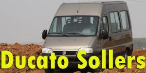 Фаркопы для Fiat Ducato Sollers