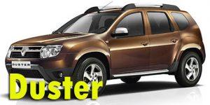 Фаркопы для Renault Duster
