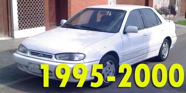 Защита картера двигателя для Hyundai Elantra 1995-2000