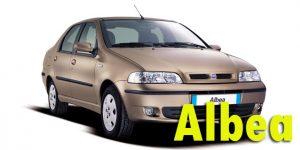 Защита картера двигателя для Fiat Albea