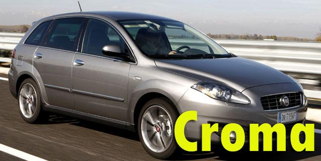 Фаркопы для Fiat Croma