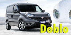 Защита картера двигателя для Fiat Doblo