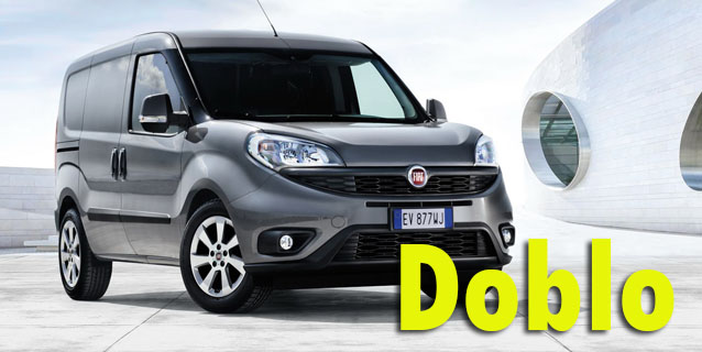 Фаркопы для Fiat Doblo