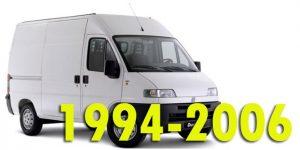 Защита картера двигателя для Fiat Ducato 1994-2006