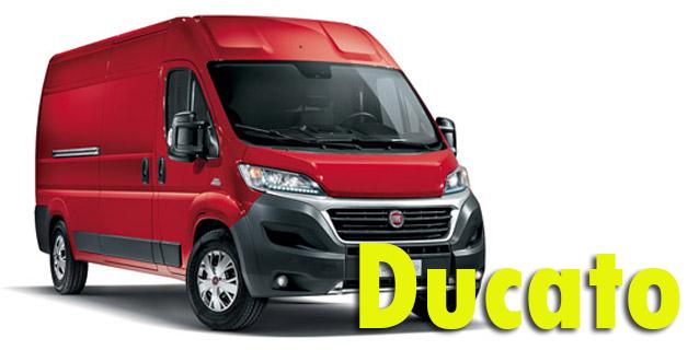 Фаркопы для Fiat Ducato