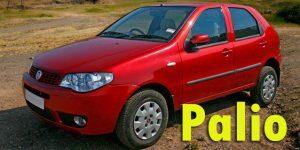 Защита картера двигателя для Fiat Palio
