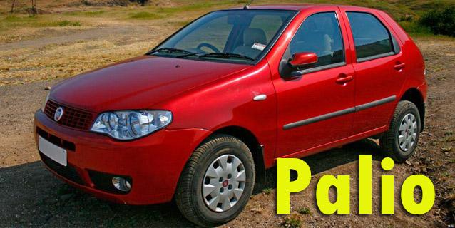 Фаркопы для Fiat Palio