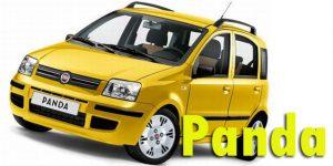 Защита картера двигателя для Fiat Panda