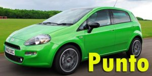 Защита картера двигателя для Fiat Punto