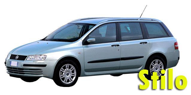 Защита картера двигателя для Fiat Stilo