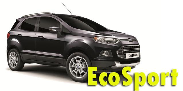 Фаркопы для Ford EcoSport