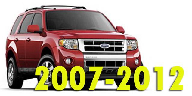 Защита картера двигателя для Ford Escape 2007-2012