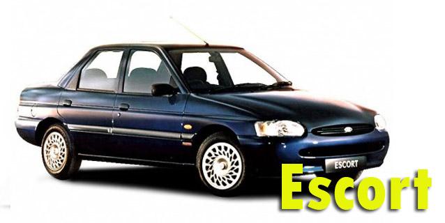 Защита картера двигателя для Ford Escort