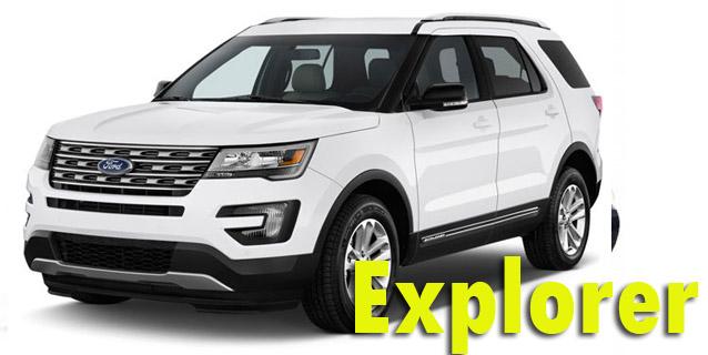 Защита картера двигателя для Ford Explorer