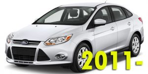 Защита картера двигателя для Ford Focus III 2011-