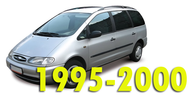 Защита картера двигателя для Ford Galaxy 1995-2000