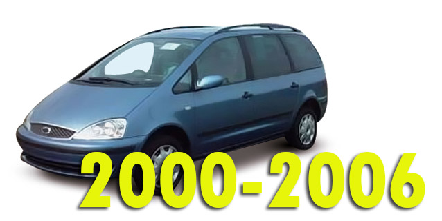 Защита картера двигателя для Ford Galaxy 2000-2006