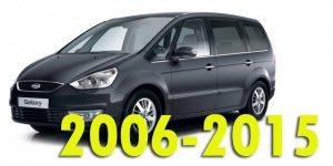 Защита картера двигателя для Ford Galaxy 2006-2015