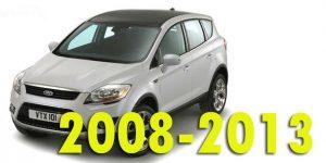 Защита картера двигателя для Ford Kuga 2008-2013