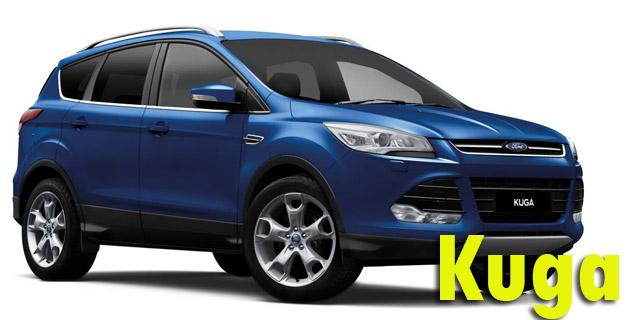 Фаркопы для Ford Kuga