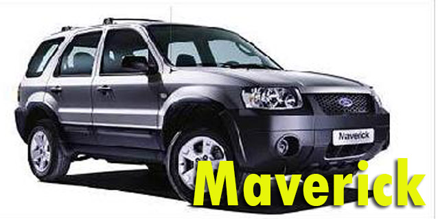 Фаркопы для Ford Maverick