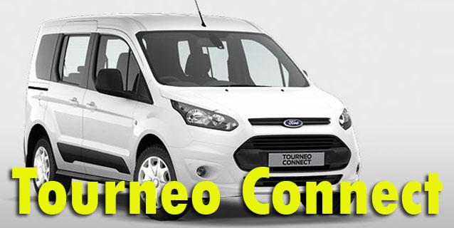 Фаркопы для Ford Tourneo Connect