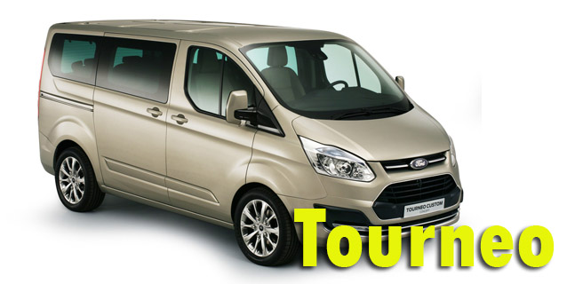Защита картера двигателя для Ford Tourneo
