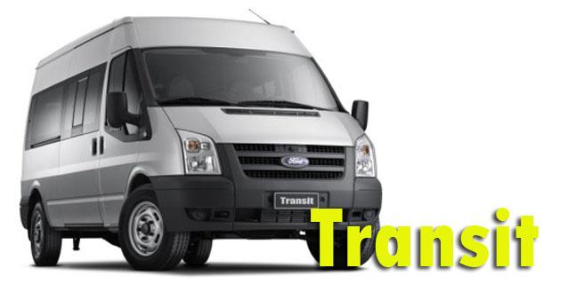 Фаркопы для Ford Transit