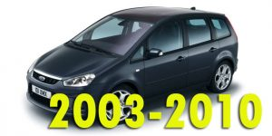 Защита картера двигателя для Ford C-Max 2003-2010