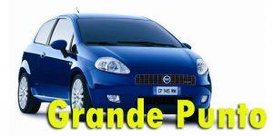 Защита картера двигателя для Fiat Grande Punto