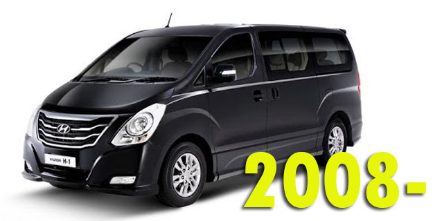 Защита картера двигателя для Hyundai H1 2008-