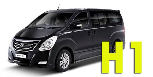 Фаркопы для Hyundai H1