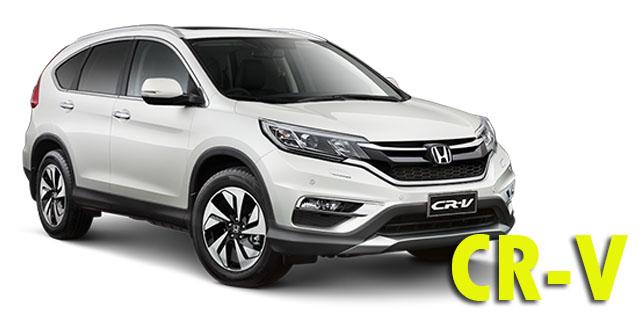 Фаркопы для Honda CR-V