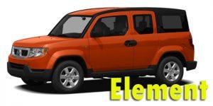 Защита картера двигателя для Honda Element