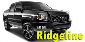 Фаркопы для Honda Ridgeline