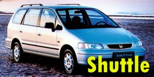 Защита картера двигателя для Honda Shuttle