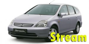Защита картера двигателя для Honda Stream