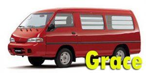 Фаркопы для Hyundai Grace