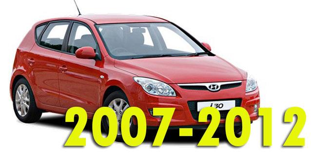 Защита картера двигателя для Hyundai i30 2007-2012