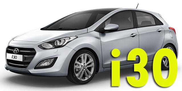 Фаркопы для Hyundai i30