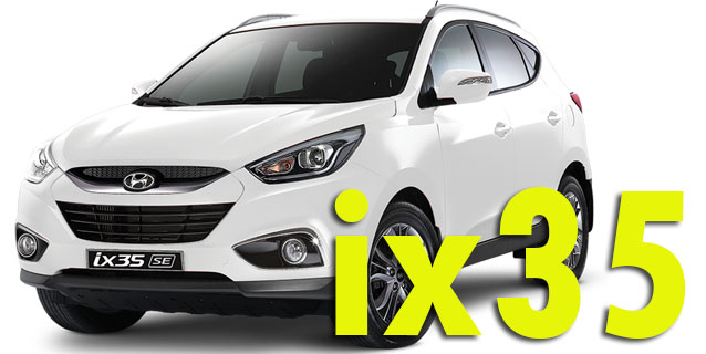 Фаркопы для Hyundai ix35