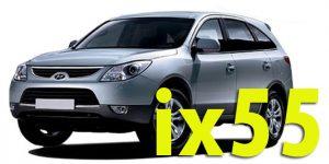Фаркопы для Hyundai ix55