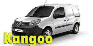 Фаркопы для Renault Kangoo