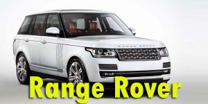 Фаркопы для Land Rover Range Rover