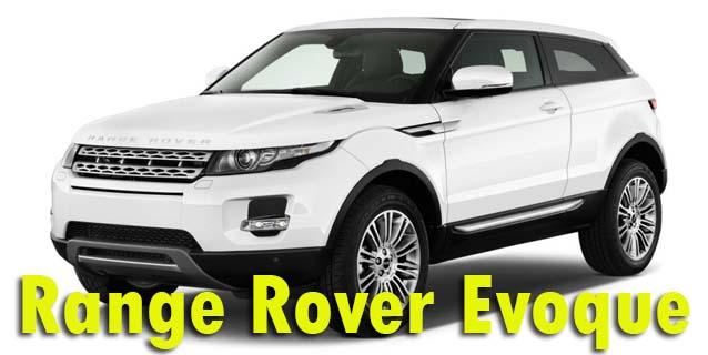 Фаркопы для Land Rover Range Rover Evoque