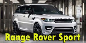Фаркопы для Land Rover Range Rover Sport