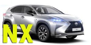 Фаркопы для Lexus NX