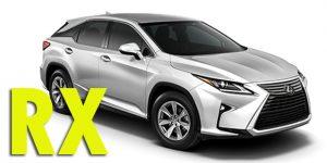 Фаркопы для Lexus RX