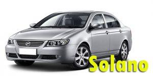 Защита картера двигателя для Lifan Solano