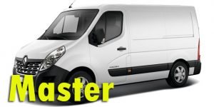 Фаркопы для Renault Master